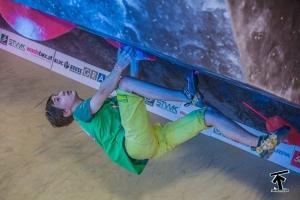 На молодежном Кубке Евпропы по скалолазанию в Австрии выступят 5 украинских спортсменов