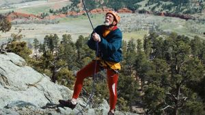 На вершину Башни Дьявола в 65 лет