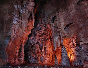В Крымской пещере Монастырь-Чокрак трагически погиб спелеолог