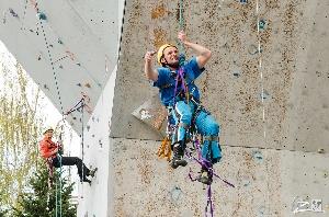 Фоторепортаж с Кубка Украины по технике альпинизма памяти И.Свергуна в Харькове