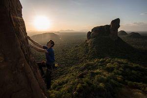 Скалолазные проекты в Кении от Алекса Хоннольда