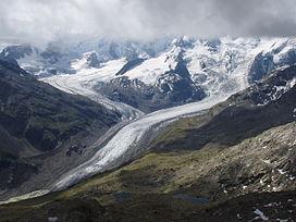 Будущее альпийских ледников: на леднике Мортерач проведут масштабный эксперимент