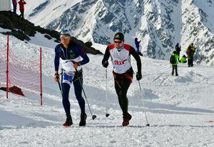 Эквадорец Карл Эглофф установил два мировых рекорда на Эльбрусе