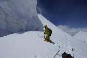 Экспедиция Петера Хамора на Дхаулагири