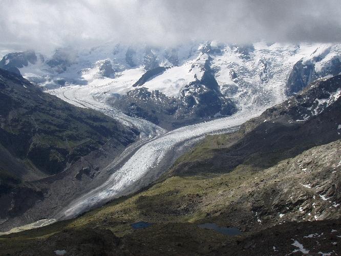 ледник Мортерач