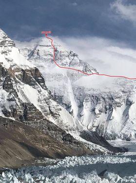 Необычный план Нобуказу Курики на Эвересте