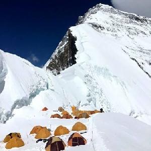 Экспедиция Игоря Грушко на Эверест: выход на Северное Седло 7000 м.