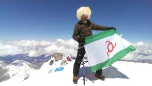 Магомед Дзейтов стал первым ингушем, поднявшимся на вершину Эвереста