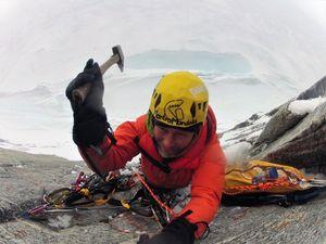 Два новых больших скальных маршрута на Баффиновой Земле открыл польский альпинист Марек Раганович