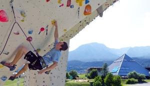 На этапе молодежного Кубка Европы по скалолазанию в Австрии выступят 7 украинских спортсменов