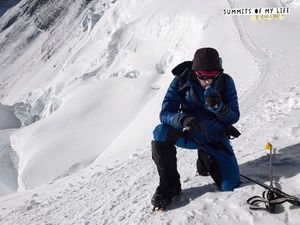 Килиан Джорнет: будет ли еще одна попытка скоростного восхождения на Эверест?