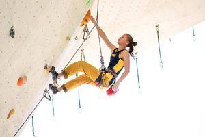 Cпортсменка из Украинки Ника Потапова выиграла этап молодёжного Кубка Европы по скалолазанию в австрийском Имсте.