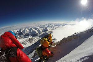 Восхождение на Эверест: без купюр и прикрас