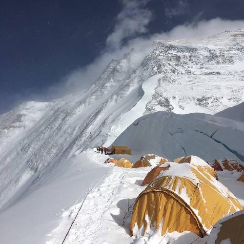 Восхождение на Эверест Игоря Грушко