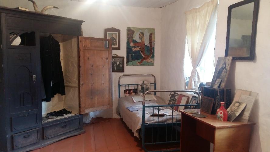Комната Михаила Хергиани