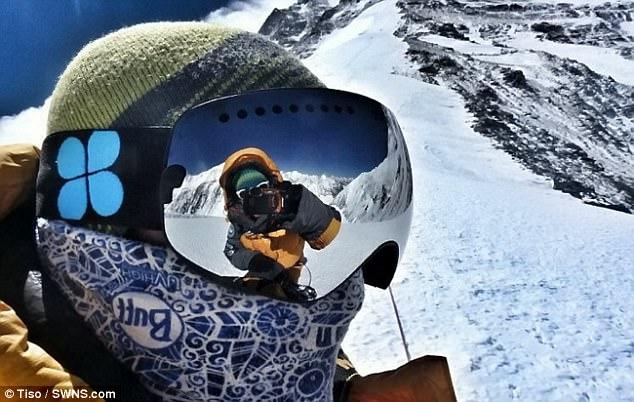 Экспедиция Молли Хьюз (Mollie Hughes) на Эверест. 2017 год