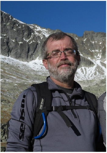 словацкий альпинист 50-летний Владимир Штрба (Vladimir Strba)