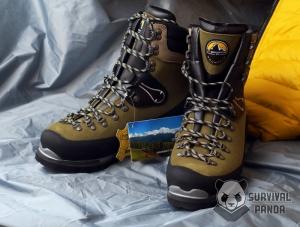 Обзор горных ботинок La Sportiva Karakorum Evo GTX
