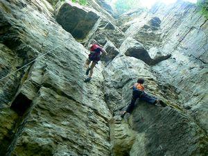 В Каменце-Подольском состоятся открытые юношеские соревнования по скалолазанию