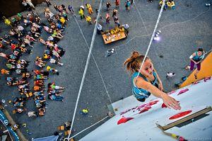В Днепре состоится молодежный Чемпионат Украины по скалолазанию