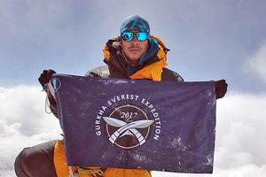 Новый рекорд в альпинизме: непальский солдат - гуркха за 5 дней взошел на три восьмитысячника!