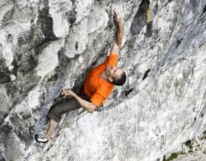 Стив МакКЛюр о мировом рекорде в скалолазании и самом сложном в Великобритании маршруте