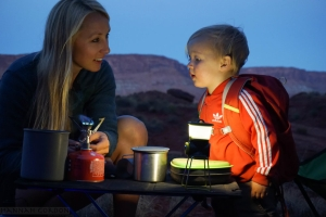 Как путешествовать с маленьким ребенком