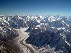 Украинские альпинисты идут в большие горы Пакистана