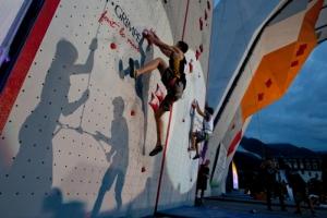 В Италии стартует этап молодежного Кубка Европы по скалолазанию