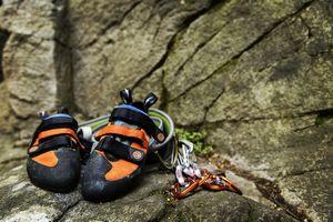 Скальные туфли Evolv Shaman и мои впечатления!
