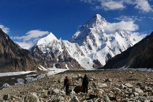 Экспедиция украинских альпинистов в Пакистан: команда вышла на треккинг к восьмитысячнику К2