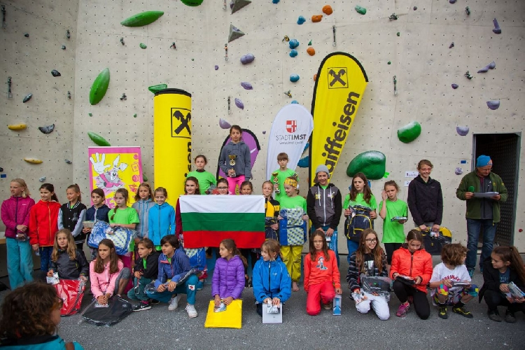 Youth Color Climbing Festival 2017