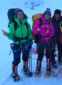 Вторая украинская команда альпинистов поднялась на высочайшую вершину Северной Америки - Денали