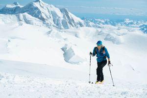 Новый женский рекорд в восхождении на высочайшую гору Северной Америки установила американка Кэти Боно