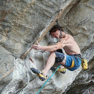 Адам Ондра: интервью о работе над самым сложным скалолазным маршрутом в мире
