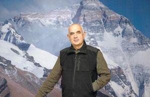 Выдающемуся одесскому альпинисту Мстиславу Горбенко - 70!