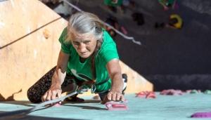 Киевская спортсменка Раиса Нечипоренко стала примером спортивного долголетия по версии интернет-издания OUTSIDE