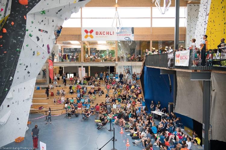 30 июня в Кампителло-ди-Фасса (провинция Тренто) стартовал чемпионат Европы по скалолазанию