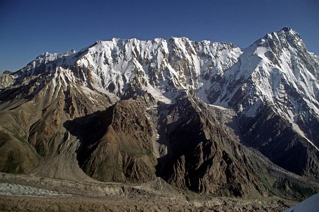 Хребет Мазено на Нангапарбат (Mazeno ridge, Nanga Parbat)