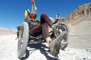 Пять австралийских инвалидов-колясочников планируют проехать от самой низшей до самой высшей точки Австралии