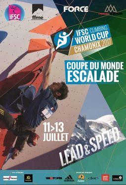 Завтра стартует этап Кубка Мира по скалолазанию в Шамони: от Украины выступят 3 спортсмена