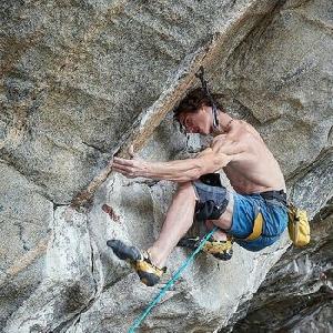 Адам Ондра делает еще один большой шаг к открытию самого сложного в мире скалолазного маршрута