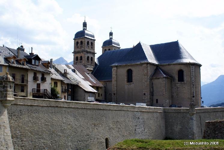 Крепость в Бриансоне
