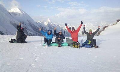 Экспедиция украинских альпинистов в Пакистан: итоги восхождений на восьмитысячники Гашербрум I и Гашербрум II