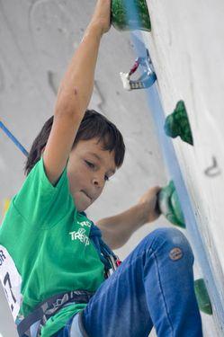 Украинские скалолазы завоевали серебряную и бронзовые медали международных юношеских соревнований по скалолазанию Petzen Climbing Trophy