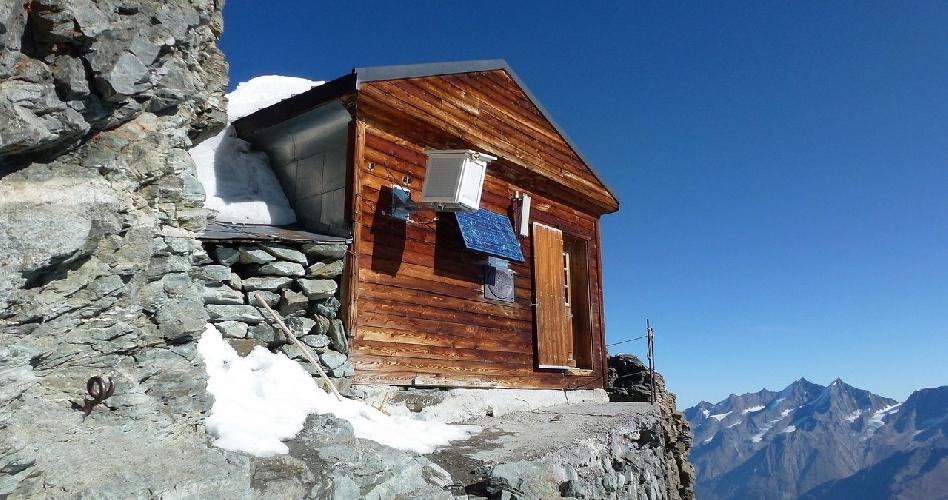 хижина Сольвей (Solvay Hut)