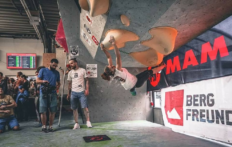 Internationaler Bouldercup Frankenjura 2017