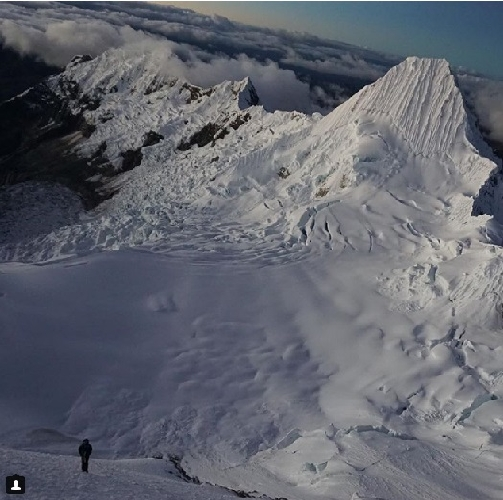 Восхождение на вершину Чакрараху Восточная (Chacraraju Este)