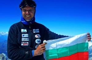 Боян Петров - первый альпинист - диабетик на вершине восьмитысячника Гашербрум II