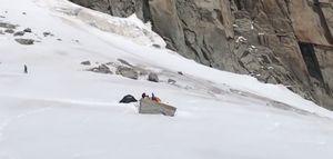 Безрассудство альпинистов